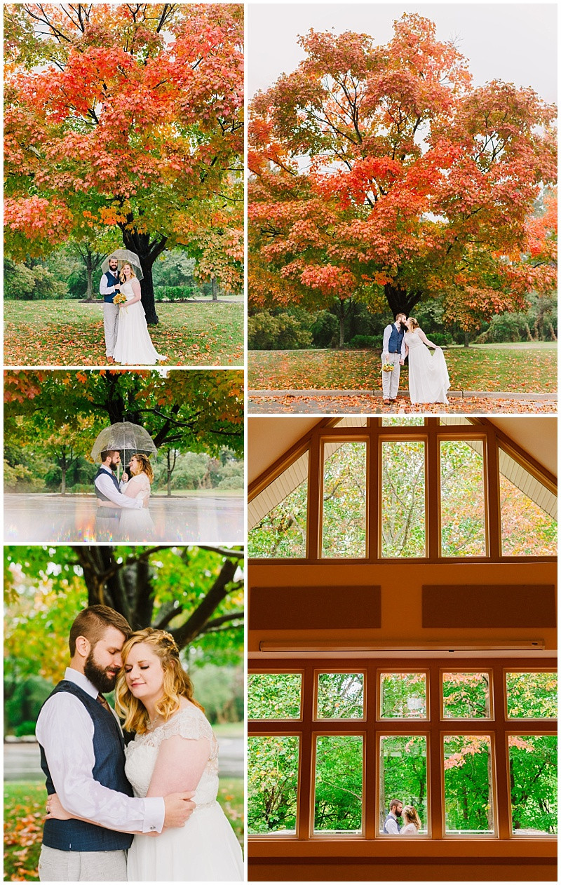 Fall Annapolis Wedding