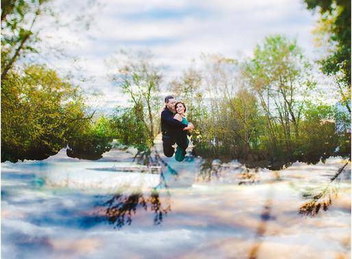 Kinder Farm Park Anniversary Portraits   Stephanie + Mike   Annapolis Wedding Photographer