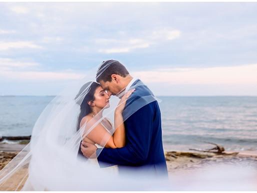 Chesapeake Bay Foundation Wedding Inspiration | Annapolis Wedding Photographer