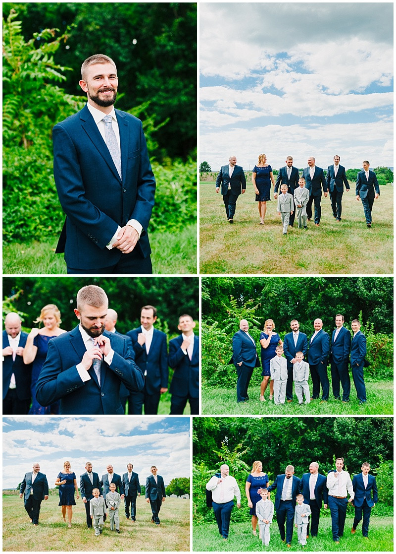 Maryland Fall Wedding