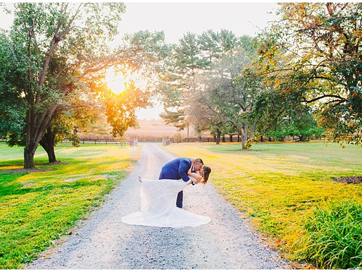 Sylvanside Farm Wedding | Bea & Golf's Thai Wedding | Maryland Wedding Photographer