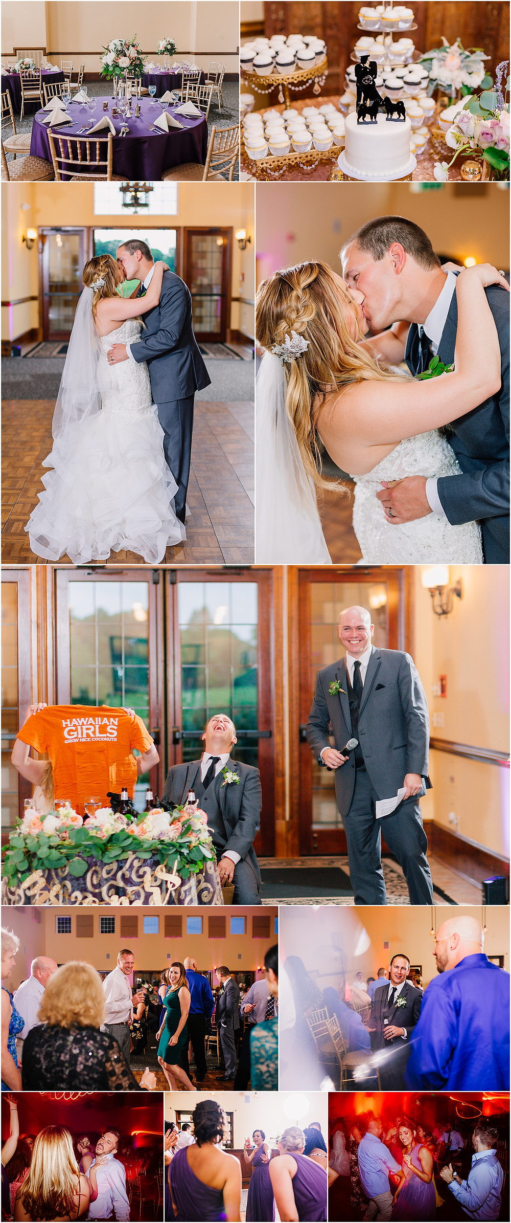 Running Hare Vineyard Wedding Reception - Annapolis Wedding Photographer