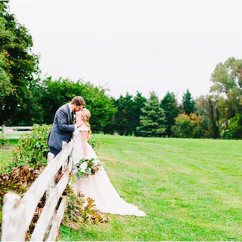 Rosewood Farms Wedding | Elise + Nick | Maryland Wedding Photographer
