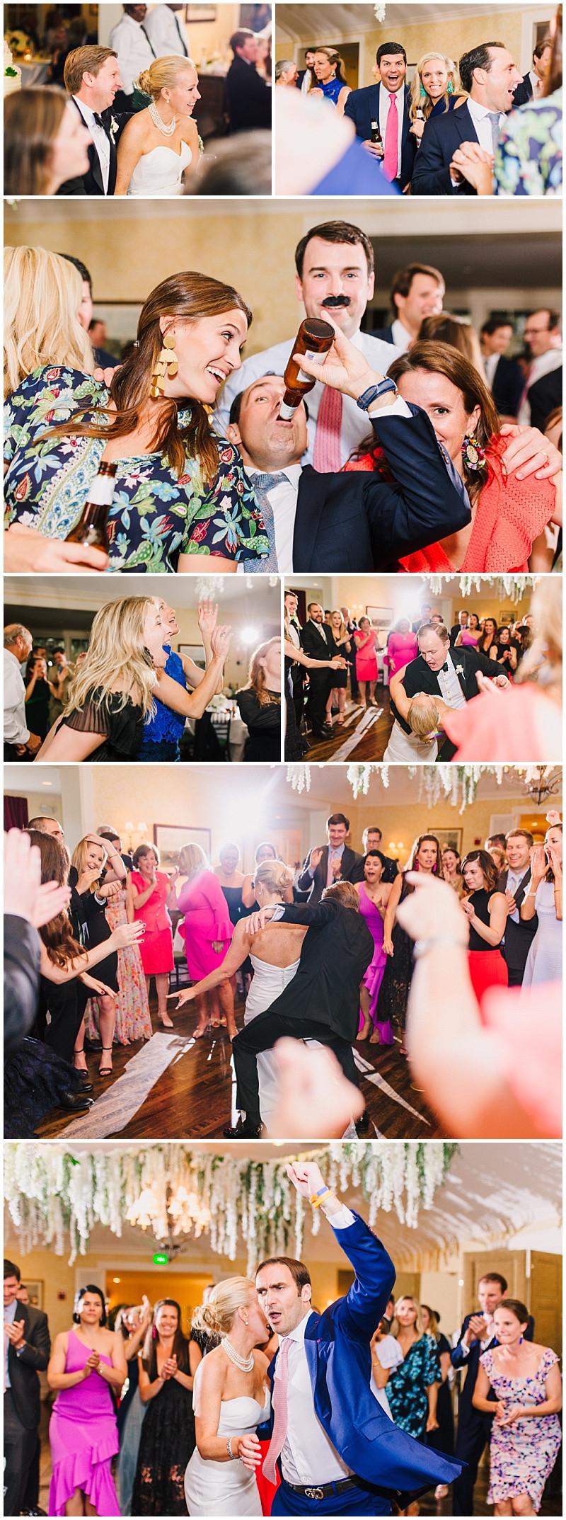 Greenspring Valley Hunt Club Wedding