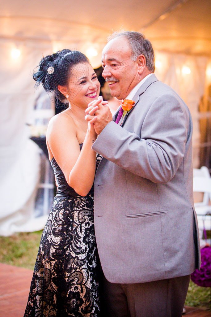 Baltimore Wedding Day Father Daughter Dance
