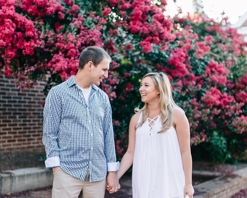 Why you should do an engagement session - downtown Annapolis engagement - Annapolis Wedding Photographer