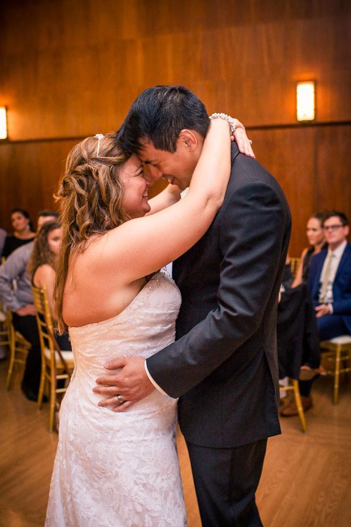 First Dance Overhills Mansion Reception Maryland Wedding Photographer