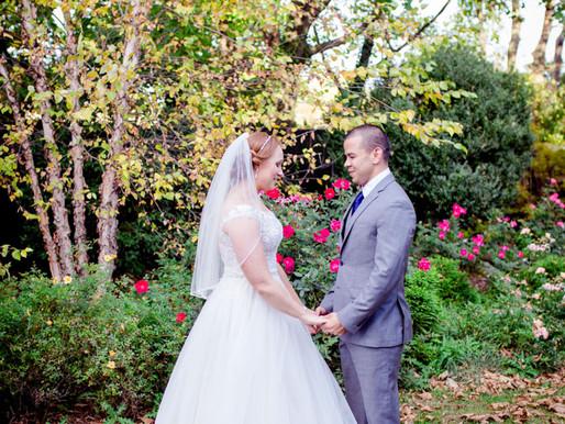 Frederick, MD - Julie and John - Ceresville Mansion Wedding