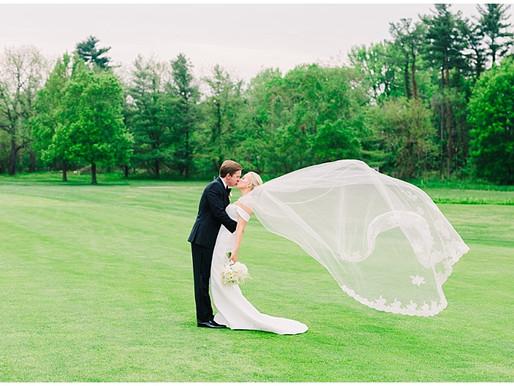 Greenspring Valley Hunt Club | Isabel + Bix | Baltimore Wedding Photographer