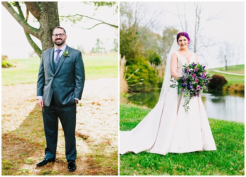 Fall Maryland Wedding