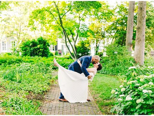 Old Town Alexandria Wedding | Ellen + Trevor | Maryland Wedding Photographer