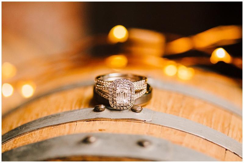 Distillery Wedding