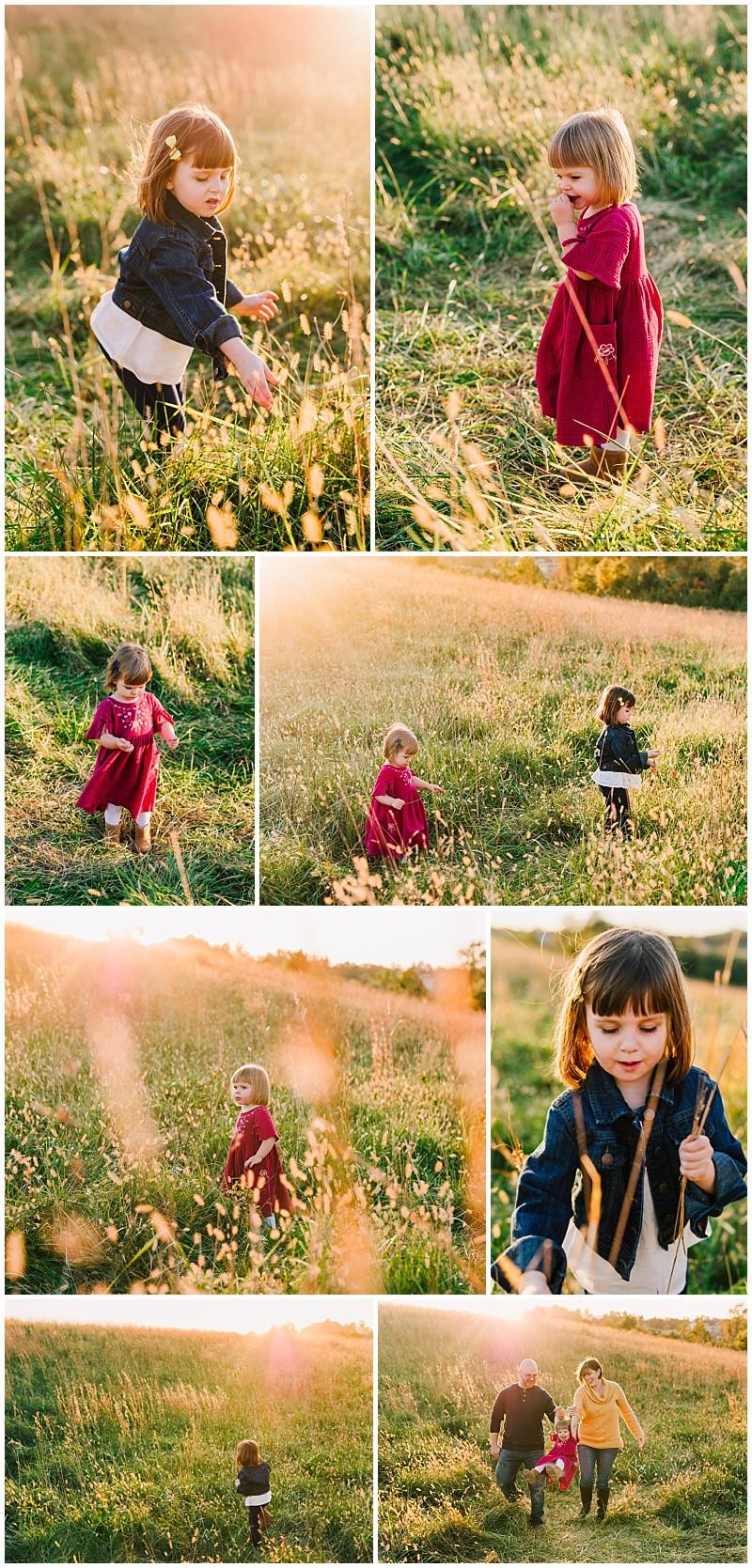 Fall Family Photography Inspiration
