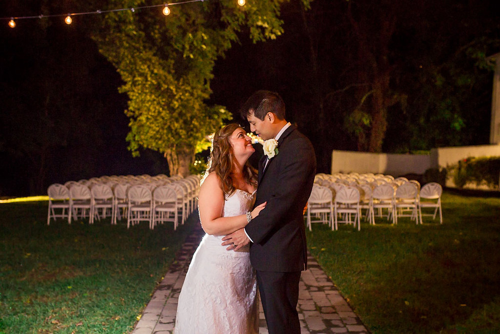 Bride and Groom Overhills Mansion Reception Maryland Wedding Photographer