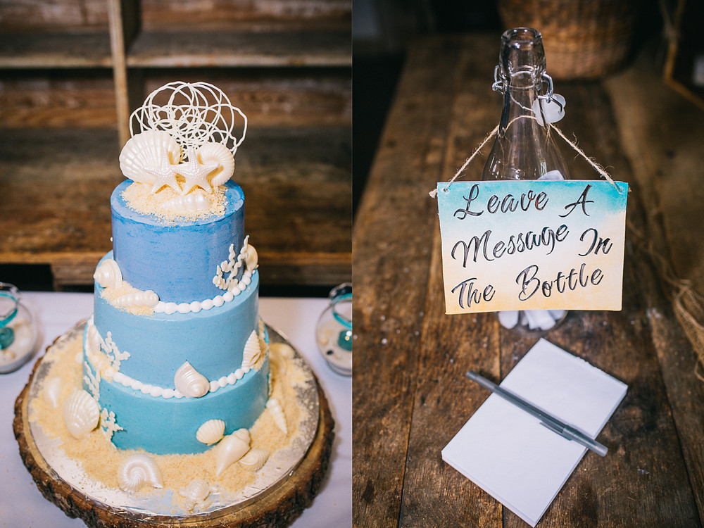 Wedding Cake! Maryland Wedding Photographer - Katherine Elizabeth Photography