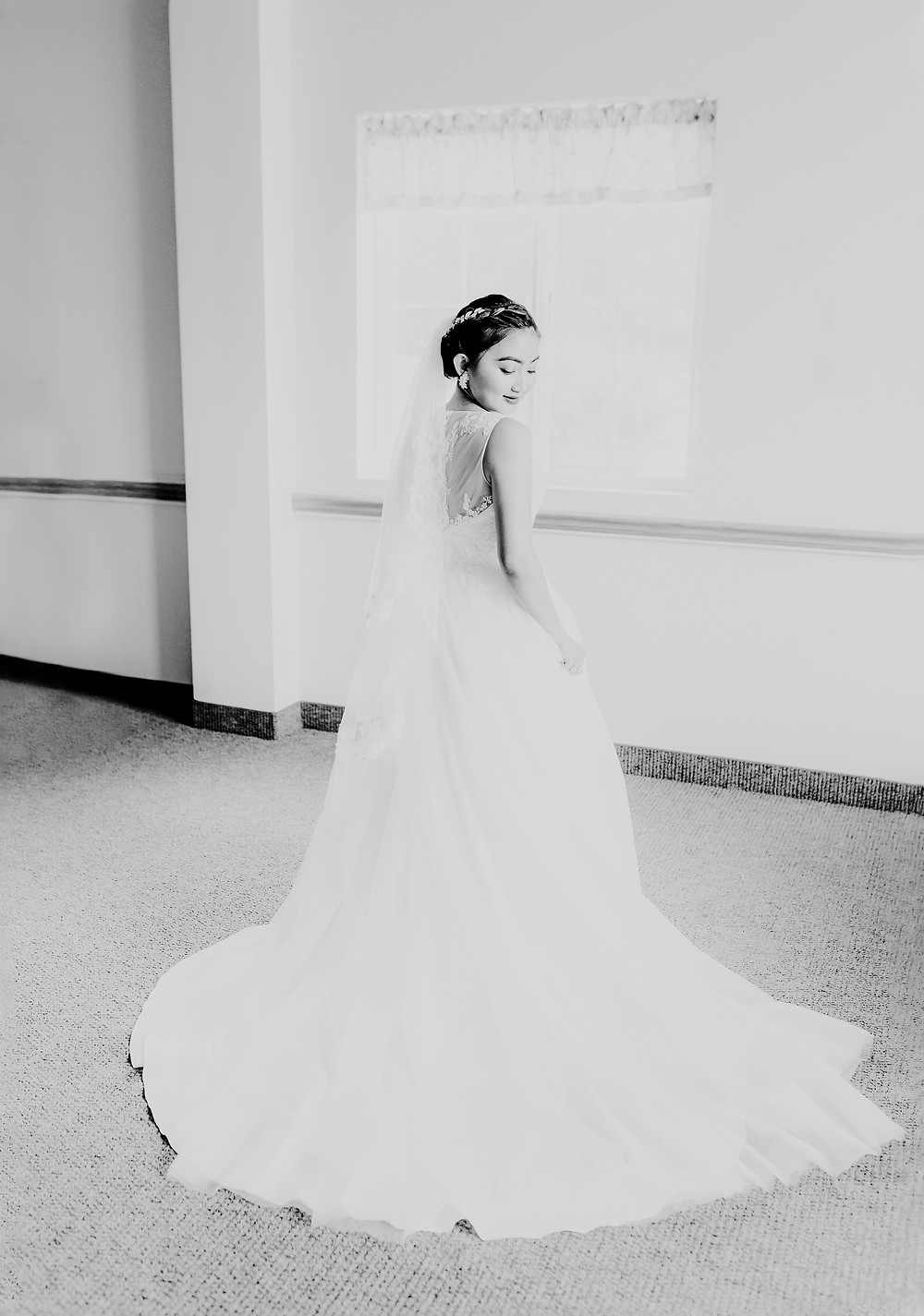 Bridal Portrait Maryland Wedding Photographer