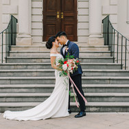 Romantic Portraits - Virginia Wedding Photographer