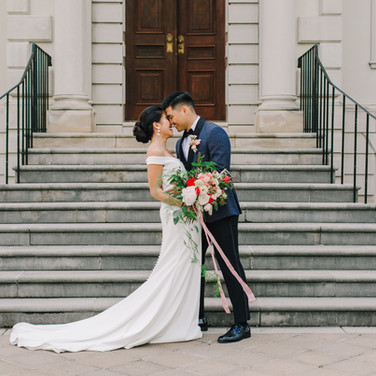 Romantic Portraits - Virginia Wedding Photographer