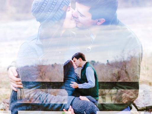 Maryland Engagement Portraits | Hanna + Bryan | Maryland Wedding Photographer