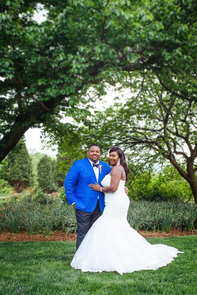 Spring Bridal Portraits - Maryland Wedding Photography