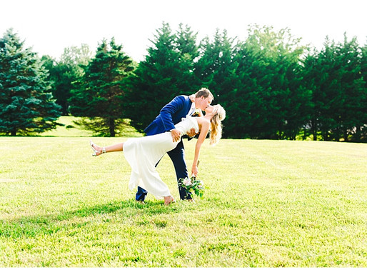 Intimate Maryland Wedding | Sara + Curtis | Maryland Wedding Photographer