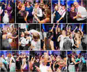 Dance floor antics historic Ceresville Mansion