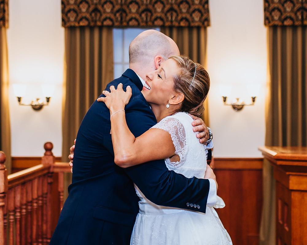 Charles Town Courthouse Wedding - Maryland Wedding Photographer - Katherine Elizabeth Photography