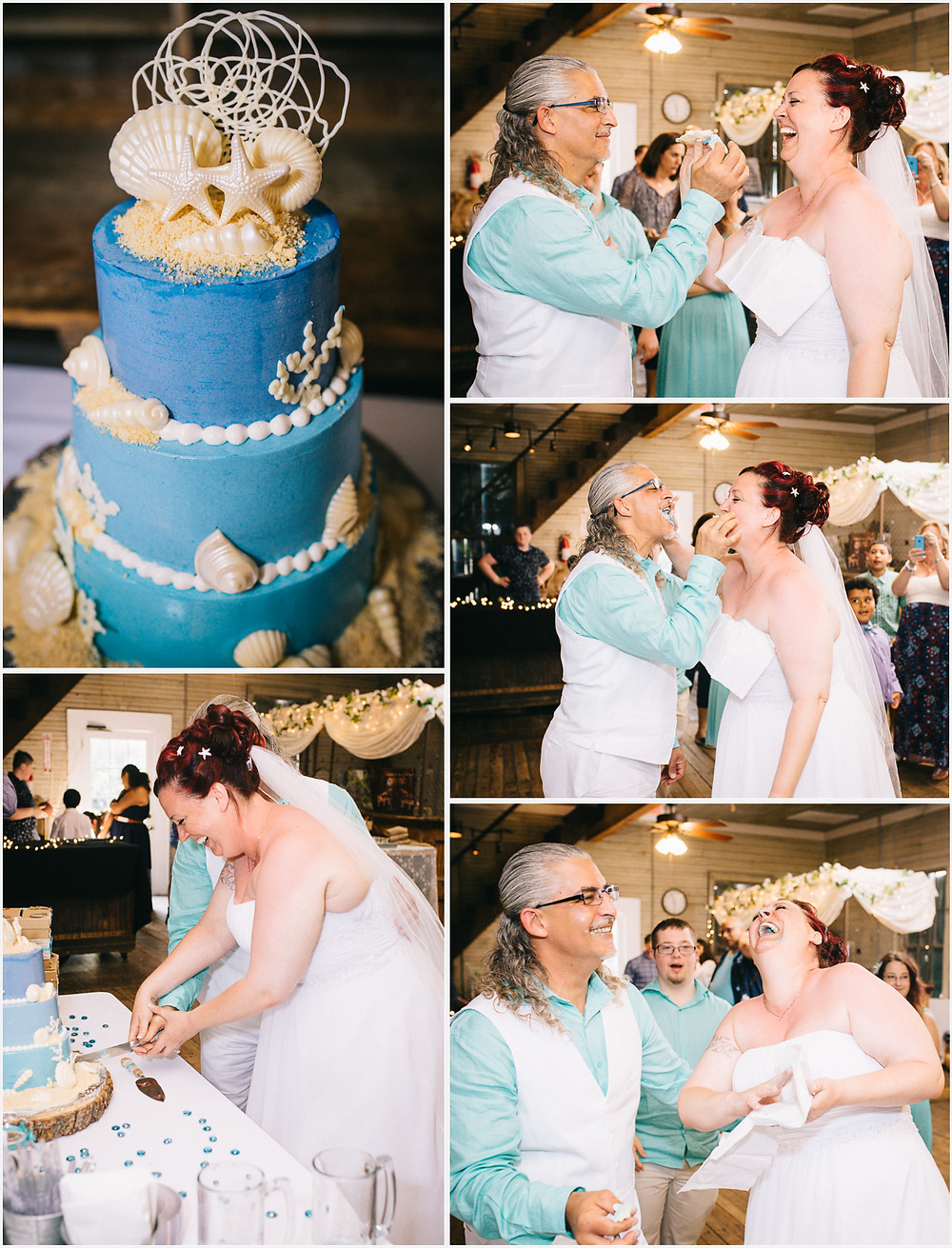Cake Smash - Maryland Wedding Photographer - Katherine Elizabeth Photography