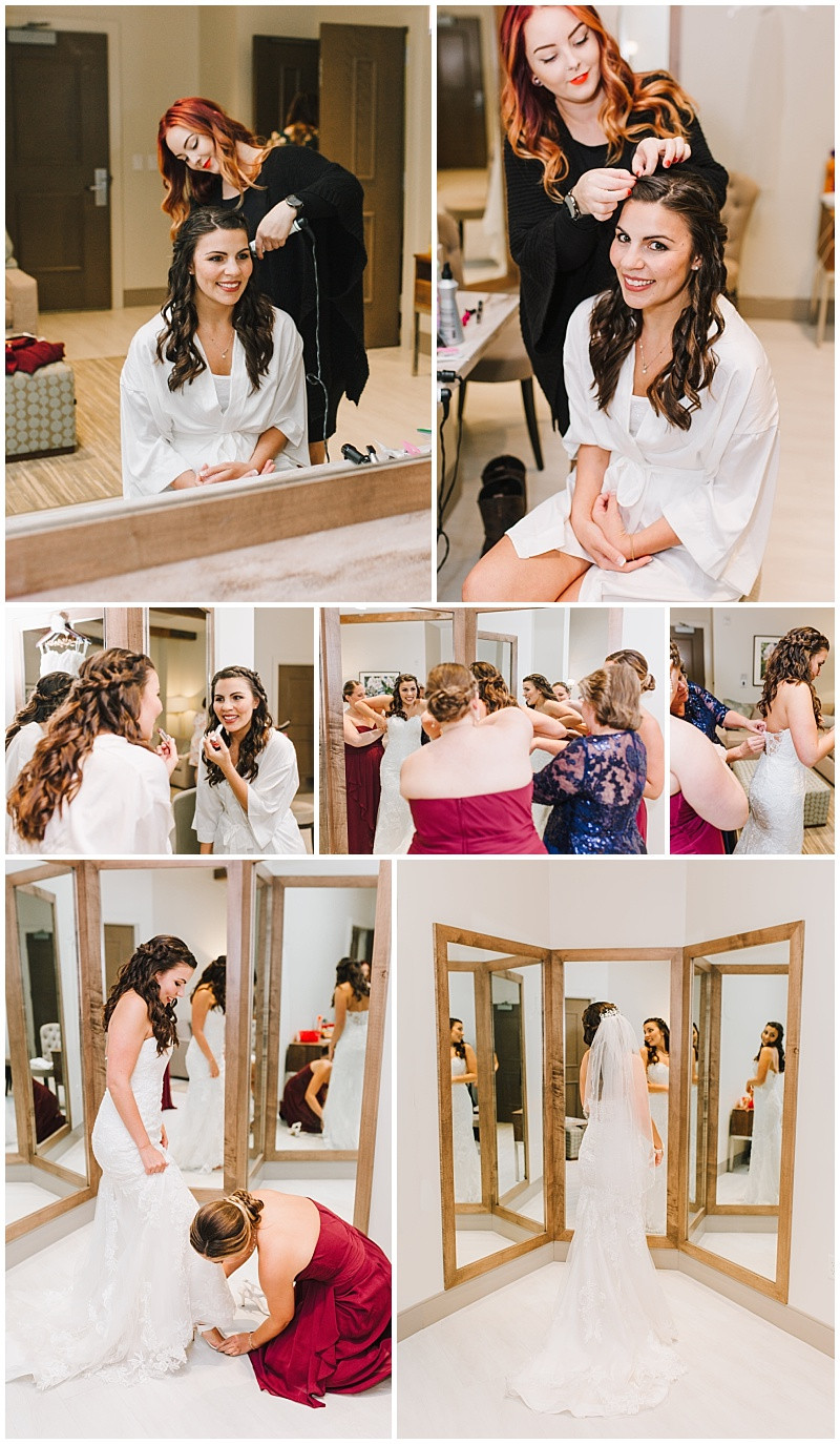 Liberty Mountain Bridal Suite