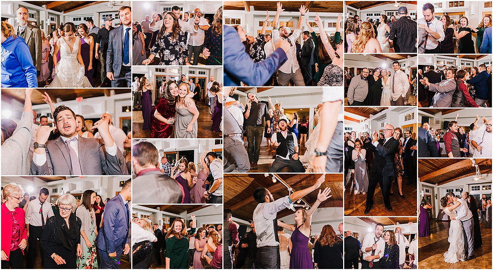 Fun Dance Party Reception at Historic London Town and Gardens - Annapolis Wedding Photography