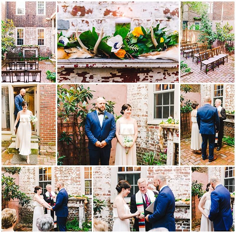 The Duvall House Wedding
