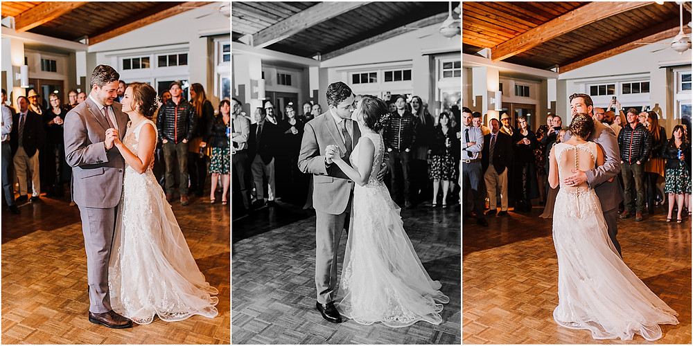 First Dance at Historic London Town and Gardens - Maryland Wedding Photography