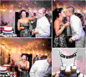 Baltimore Wedding Cupcake Smash