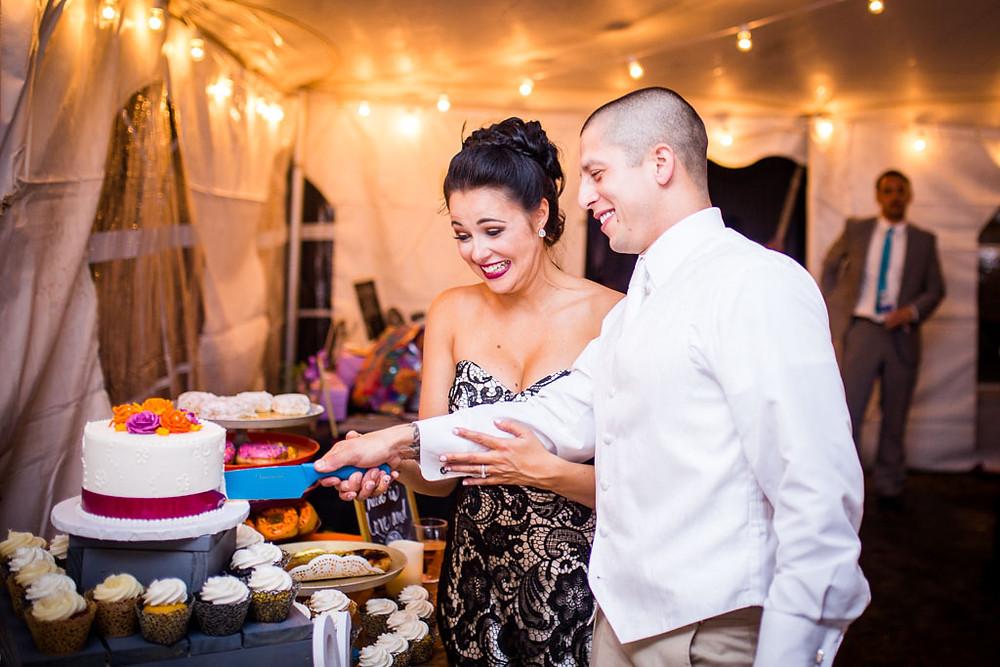 Baltimore Maryland Wedding Cake