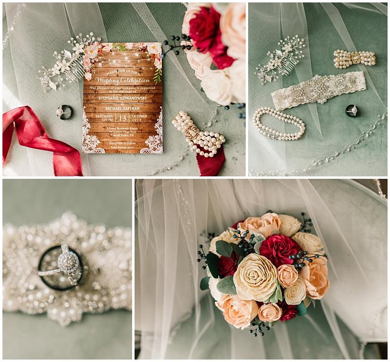 Liberty Mountain Wedding Photographer