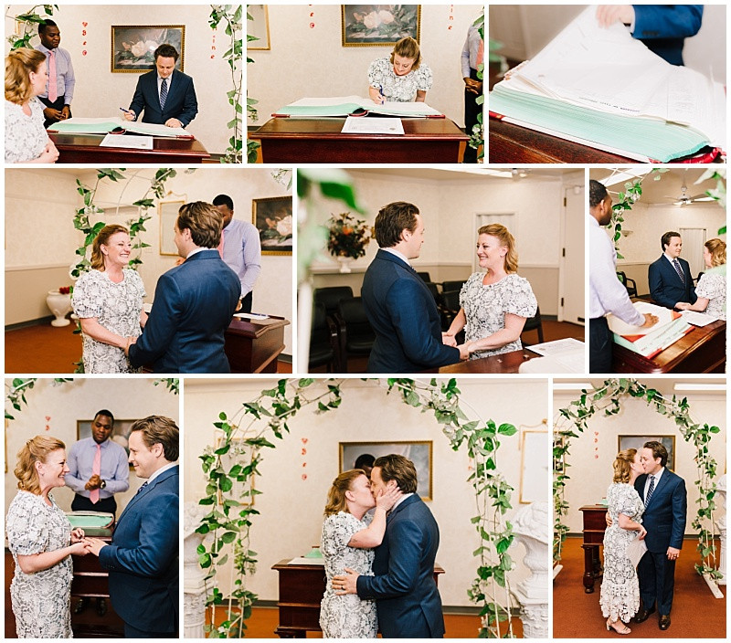 Baltimore Courthouse Wedding