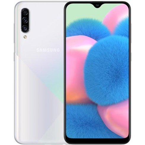 Samsung Galaxy A30s A307GN Dual Sim 4GB RAM 128GB LTE (White)