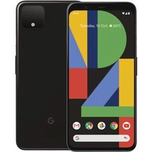 Google Pixel 4 Single Sim + eSIM 64GB LTE (Black)