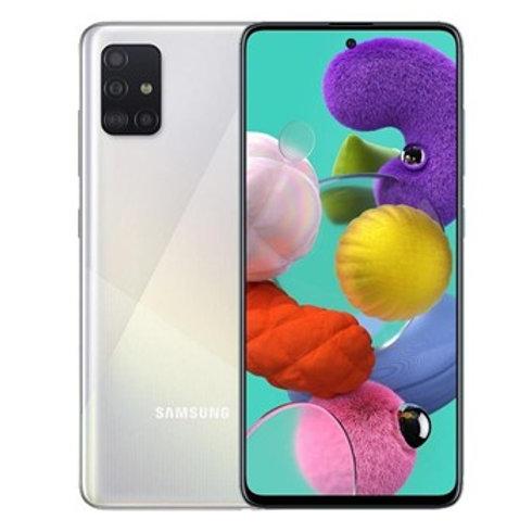 Samsung Galaxy A51 A515FD Dual Sim 6GB RAM 128GB LTE (White)
