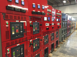 Thomson Power Systems Paralleling Switchgear -  Hospital