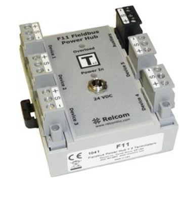 F11 Fieldbus Power Hub