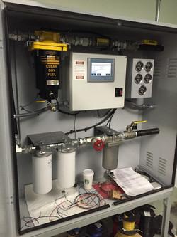 New Installation of FTI-10 Fuel Maintenance System - KRMC