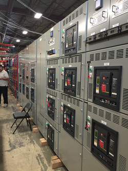 Thomson Power Systems Paralleling Switchgear - BC Hospital