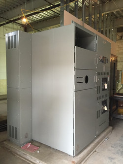 Thomson Power Systems 1600A SE Rated ATS with EUSERC Section - Pierce County Readiness Ctr