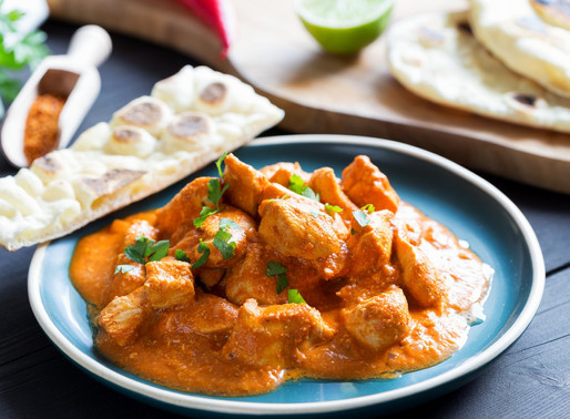 Easy 20 Minute Butter Chicken