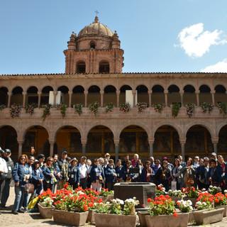 Monastery of Santo Domingo (Peru)