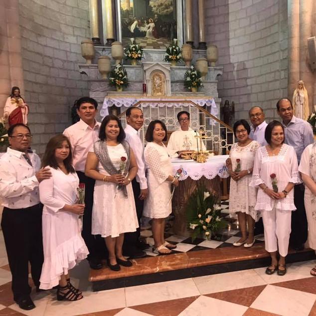 Wedding Vow Renewals at Cana (Israel)
