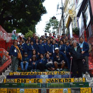 Escadaria Selaron (Brazil)