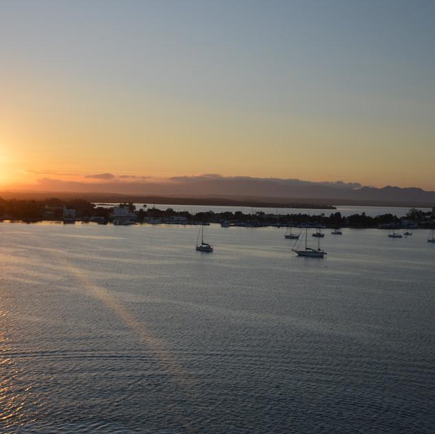CTI Travel - Sunrise in Cienfuegos