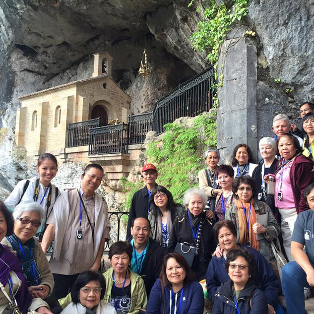 Our Lady of Covadonga (Spain)